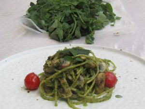 Pesto Kelor Karya Chef Rissa Navratilova