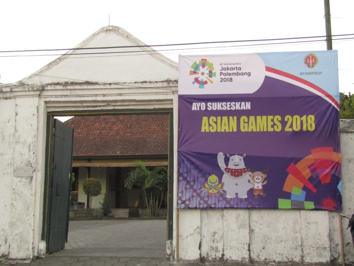 Sebarkan Berita Baik untuk Dukung Bersama Asian Games 2018
