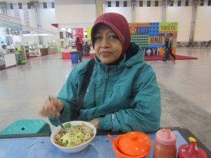 Icip-Icip Bakso Cak Imin di di Jogja Halal Food EXPO 2019 (Dokumentasi Pribadi)