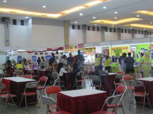 Serunya Suasana Jogja Halal Food EXPO 2019 (Dokumentasi Pribadi)