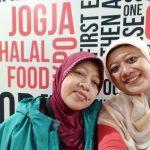 Jelajah Rasa di Helatan Akbar Jogja Halal Food EXPO 2019