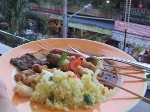 Menu Barbeque di Hotel Ibis Malioboro