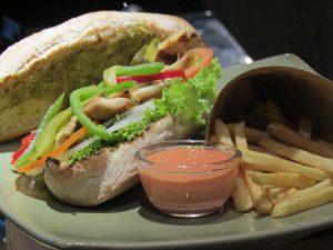 Favorito Sandwich, Menu Baru Hotel Ibis Malioboro