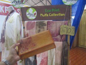 Inovasi Cluth Kulit Kayu Mulva Collection yang Dipamerkan di Acara Gelar Produk Craft & Fashion Istimewa