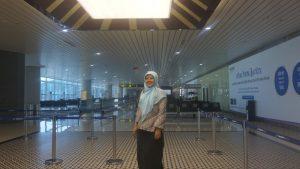 Bagian Dalam Yoyakarta International Airport