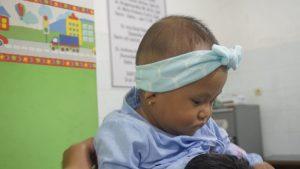Delima, Keponakan Saya yang Kemarin Diberi Vaksin Pneumokokus