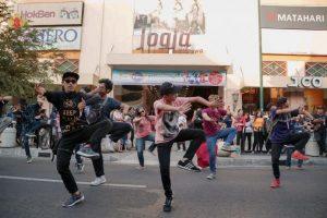 Flash Mob Beksan Wanaran (Sumber: jogja.idntimes.com)