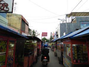 Pasar Ceplak, Pusat Kuliner Malam di Garut (Dokumentasi: Milari)