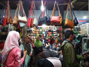 Sentra Olahan Kulit Sukaregang (Dokumentasi: Milari)