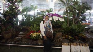 Manakala di Bandara Soekarno Hatta, 22 Agustus 2019