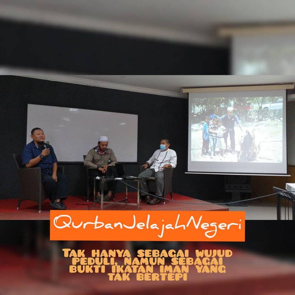 Mengenal Qurban Jelajah Negeri dari Syam Organizer